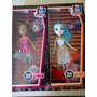 Conjunto 2 Bonecas Monster High Pronta Entrega