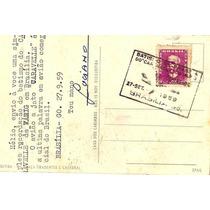 Brasilia-1959-cbc Do Batismo Do Aviao Caravelle-varig