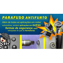 Porca / Parafuso Antifurto De Rodas Rodafuso - Honda Civic