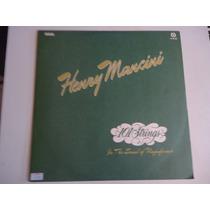 Disco De Vinil Lp Heury Mancini Lindoooooooo