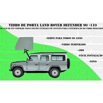 Land Rover Defender Vidro De Porta