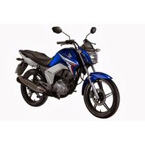 Paralama Dianteiro Titan/fan 150 Azul 2014 - Original Honda