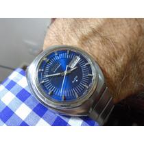 Relógio Seiko El 370 Eletromecanico Cal 3703 8001 Antigo