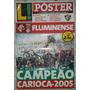 Poster Lance Flu Campeão Carioca 2005