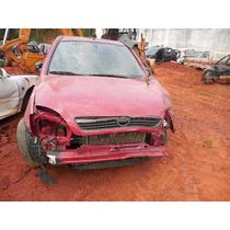 Sucata Corsa Hatch Joy 79cv 2008 P/ Venda De Peças Usadas