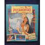 Álbum De Figurinha Pocahontas Colado/completo