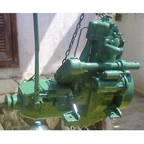 Motor Diesel 14hp Maritimo Com Reversor 1x1 Partida Eletrica