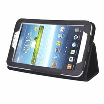 Capa Case + Película Vidro Tablet Galaxy Tab 2 7 Polegadas