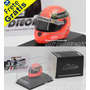 1/8 Capacete Michael Schumacher F1 2012 Interlagos Last Race
