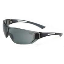Óculos De Segurança Sniper Lente Escura Steelpro