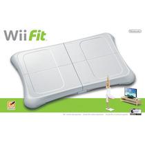 Wii Fit Plus Balance Board Wii + Jogo Wii Fit - Usado