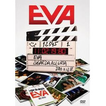 Dvd - Banda Eva: Lugar Da Alegria Ao Vivo