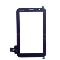 Tela Touch Genesis Gt 7245 Gt 7245 Tablet 7 Preto Frete Grat