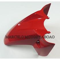 Paralama Dianteiro Vermelho Cb 250f Twister 61100-k31-900za