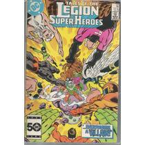 Legion Of Super Heroes #328 Dc Comics - Gibiteria Bonellihq