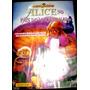 Dvd Original - Alice No Pais Dasmaravilhas - Sonhos Magicos