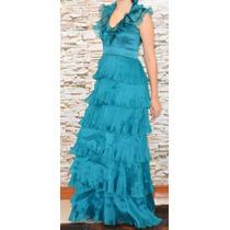 Vestido Longo Festa, Madrinha, Casamento, Formatura, Formal
