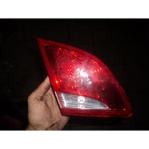 Lanterna Traseira Da Tampa Peugeout 408 Lado Esquerdo