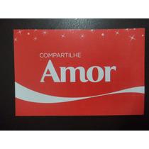 Cartão Postal Da Coca-cola Restaurante Spoleto