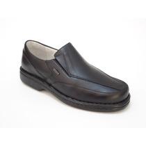 Sapato Social Conforto Linha Antistress Frete Gratis $169,90