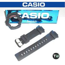 Kit Capa/pulseira Casio G-shock G-100 G-101