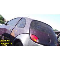 Amortecedor Traseiro (cada) Ford Ká 97/98
