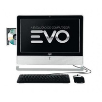 Display Para Pc Aoc Evo All In One 18,5 Pol Lcd Modelo M-92