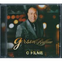 Cd Gerson Rufino - O Filme [bônus Playback]