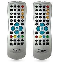 Controle Remoto Claro Tv / Controle Remoto Via Embratel