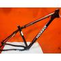 Quadro Bike Mosso Odyssey Supreme Aro 29 19 Preto Laranja