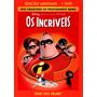 Dvd Os Incríveis - Edição Limitada