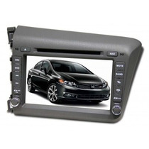 Multimidia Honda Civic 2012 Aikon E Dsw
