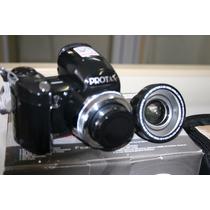Camera Fotografica Protax Dc 510 T Nova Na Caixa