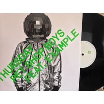 Lp - Vinil - Thusrday - Pet Shop Boys Feat. Example - Novo