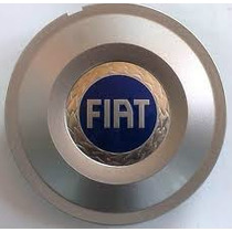 Calota Central Roda Fiat Schumacher Aro 17