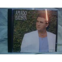 Amado Batista - Um Pedaço De Mim - Cd Nacional