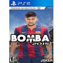 Bomba Patch Brasileirão2015 Premium Edition Série A-b