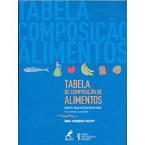Livro - Tabela De Composição De Alimentos - Suporte Para