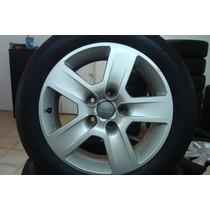 Roda Audi A4 C/ Pneu Michelin Primacy 215/55/16