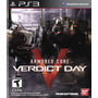 Armored Core: Veredict Day - Ps3 - Pronta Entrega!