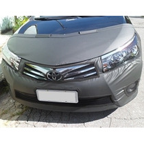 Capa Protetora Para Viagem Corolla 2015 Couro Sintético .
