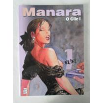 Milo Manara - O Clic 1 - Editora Newco - 1998