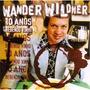 Cd - Wander Wildner: 10 Anos Bebendo Vinho