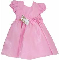 Vestido Infantil Tamanho 1 Menina Bonita - 3 Modelos