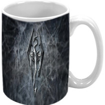 Caneca The Elder Scrolls V Skyrim Xbox 360 Ps3 Pc