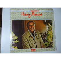 Disco De Vinil Lp The Best Of Harry Mancini