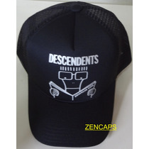 Boné Trucker Cap Descendents