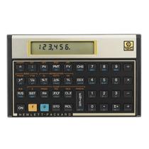 Calculadora Financeira Hp 12c Gold Original Nota Fiscal