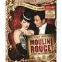 Blu-ray Moulin Rouge! Amor Em Vermelho -nacional - 02 Discos