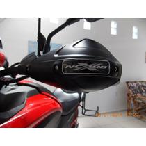 Protetor De Mão Honda Nc700x Com Alma De Aluminio